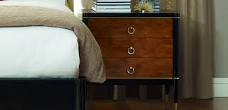 high style furniture. High Style With The Use Of Rich Materials. Made Solid American Walnut Book-matched Crotch Drawer Fronts And Intricately Faceted Brass Furniture