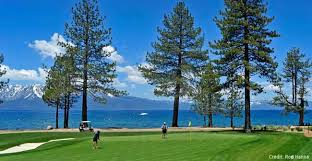 Miranda lambert at the lake tahoe outdoor arena at harveys. Lake Tahoe Region A Golfing Mecca Roseville Today