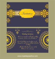 Free Wedding Invitation Templates Download For Use Corel