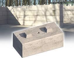 duo interlocking precast concrete