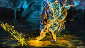 luxury azwraith phantom lancer dota 2 art full hd full hd original