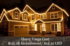 cool christmas house lighting. Interesting Christmas Heavy Christmas Lights Power Usage Throughout Cool Christmas House Lighting