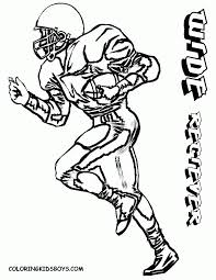 nfl players drawing at color clipart football player clip library
