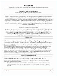 Page 267 Resume Sample