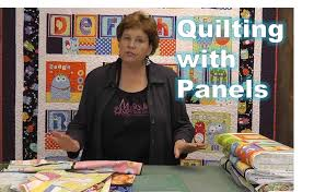 Panel Quilt Patterns Amazing Using Quilting Panels With Precuts YouTube