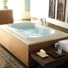 Two Person Bathtub Personalized Family With Jets 2 Jacuzzi Tub