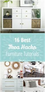 ikea furniture hacks. 16 Best Ikea Furniture Hacks [tutorials] T