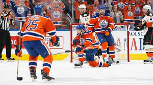 Get a summary of the edmonton oilers vs. Oilers Score Seven In Game 6 Win Against Ducks
