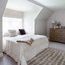 Image Bedroom Decor White Bedroom With Double Bed And Wool Throw Ideal Home White Bedroom Ideas With Wow Factor Ideal Home