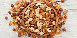 The Health Benefits Of Nuts Bbc Good Food