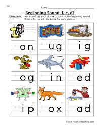 A collection of english esl worksheets for home learning, online practice, distance learning and english classes to teach about cvc, cvc. Cvc Worksheets Have Fun Teaching