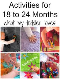 Fun Simple DO-ABLE Activities for 18 to 24 Month Old Toddlers ...