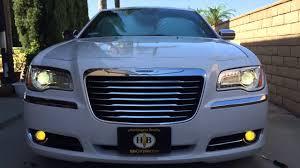 2014 Chrysler 300 Lights 2014 Chrysler 300c 3000k Hid Fog Lights And Cree Led Signals