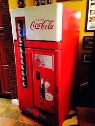 Vending Machine Definition Inspiration Coke Machine Refrigerator Coca Cola Vending Machine Refrigerator