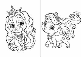 Small Picture Disney Coloring Pages The Doll Palace Coloring Pages