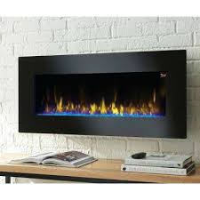 thin wall mount electric fireplace slim brighton mounted