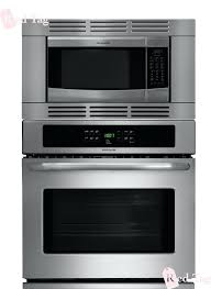 26 inch wall oven inch 3 piece stainless steel wall oven microwave combo ffew25ps ffmotkls 26 26 inch wall oven