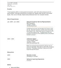 Online Resume Example – Armni.co