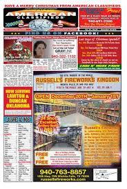 Digital Edition 12-20-18 by Wichita Falls American Classifieds - issuu