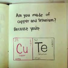 chemical cute