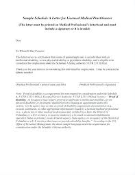 Disability Letter From Doctor Template
