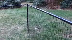 Welded wire fence Steel Welded Wire Fence Rolls Dog Fences Metal Fence Rolls For Dog Fences By Mcgregor Fence