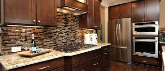 kitchen in the covington somerset model by beazer homes