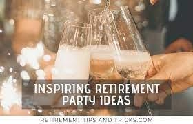 Jan 30, 2018 · retirement party favor ideas. Retirement Party Ideas 30 Inspiring Ideas Retirement Tips And Tricks