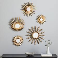 peruvian starburst mirrors
