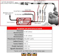 msd blaster 3 wiring diagram wiring diagram and hernes msd ignition systems wiring diagrams for honda prelude