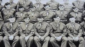 Us Army Platoon Lot Of 2 Wwii Us Army Infintry Platoon Photo Rtc 29d