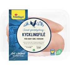 Vägning och märkning från teltek hos kronfågel i valla. Kycklingfile Ca 300g Kronfagel Handla Online Fran Din Lokala Ica Butik