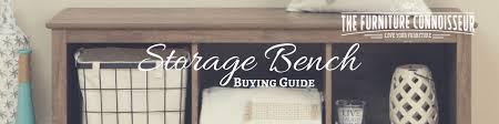 storage bench ing guide