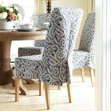 slipcovers for armed dining room chairs linen slip cover echo low back chair