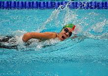 Плавание Википедия Вольный стиль