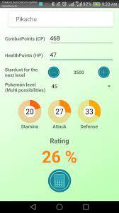 Pokelyzer:Pokemon GO Analyzer for Android - APK Download