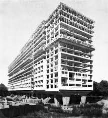 Corbusiers Cité Radieuse Domus