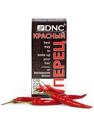 <b>Маска для волос Красный</b> перец От выпадения (2х50г) DNC ...