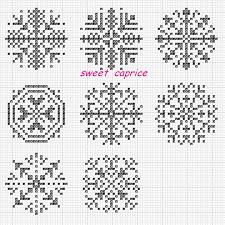 くるみボタンクロスステッチ図案の画像検索結果 Cross Stitch