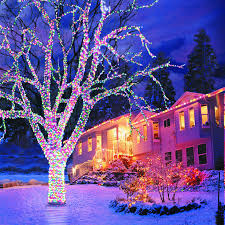 Outdoor Christmas Lights Outdoor Led Christmas Lights Happy Holidays