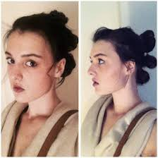 Rey Hair Style rey makeuphairstyle test by carocosplay on deviantart 6067 by wearticles.com