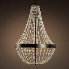 noelle crystal 22 inch black frame hangining crystals edison bulbs chandelier