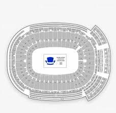 Lambeau Field Seating Chart Concert Map Seatgeek Png