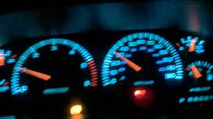 2004 Dodge Ram 1500 Instrument Cluster Lights Dodge Ram Led Dash Mod Youtube