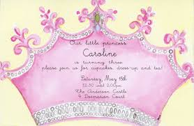 Princess Party Invitations Princess Party Invitations And It Is That
