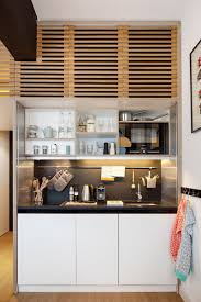 Small Kitchen For Studio Apartment Zoku Loft An Intelligently Designed Small Home Office Studio