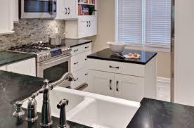 kitchensmall white modern kitchen. Plain Kitchensmall View In Gallery Stylish Black And White Contemporary Kitchen  In Kitchensmall White Modern Kitchen