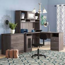 l desk office. Hillsdale 3 Piece L-Shape Desk Office Suite L H