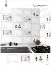 kitchen wall tiles. Porcelain 18x12 Digital Kitchen Wall Tiles No. K320, 0-5 Mm M