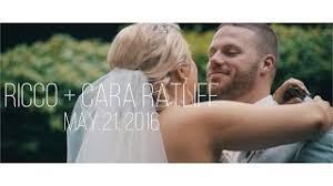 Ricco + Cara Ratliff Wedding - YouTube